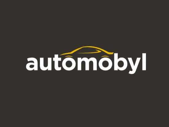 Brandable Domain Name - automobyl.com