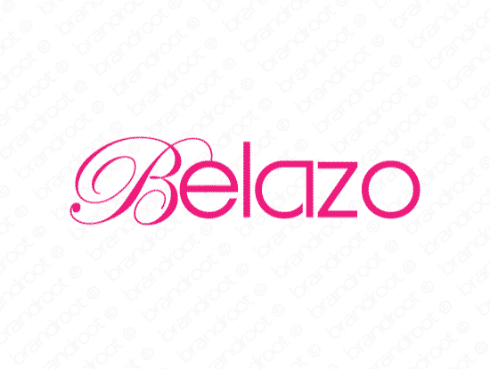 Brandable Domain Name - belazo.com