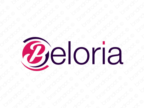 Brandable Domain Name - beloria.com