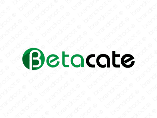 Brandable Domain Name - betacate.com