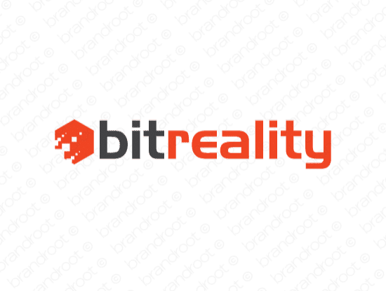 Brandable Domain Name - bitreality.com