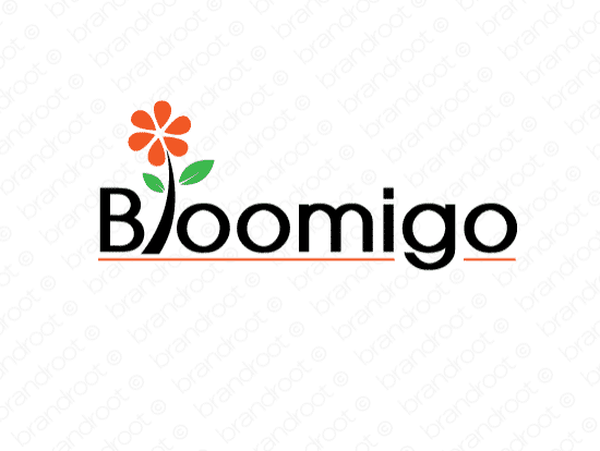 Brandable Domain Name - bloomigo.com