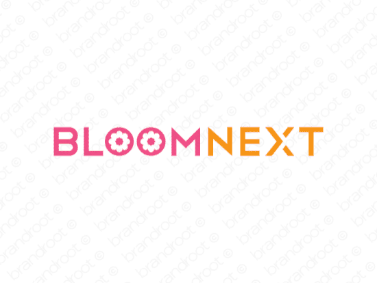Brandable Domain Name - bloomnext.com