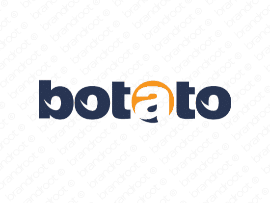 Brandable Domain Name - botato.com