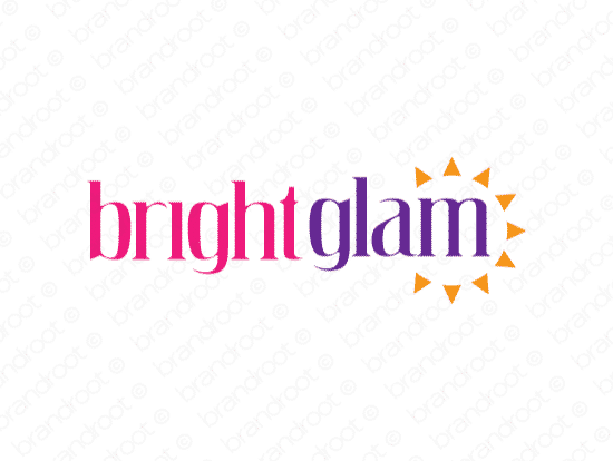 Brandable Domain Name - brightglam.com