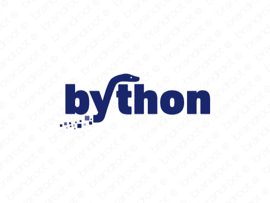 Brandable Domain Name - bython.com
