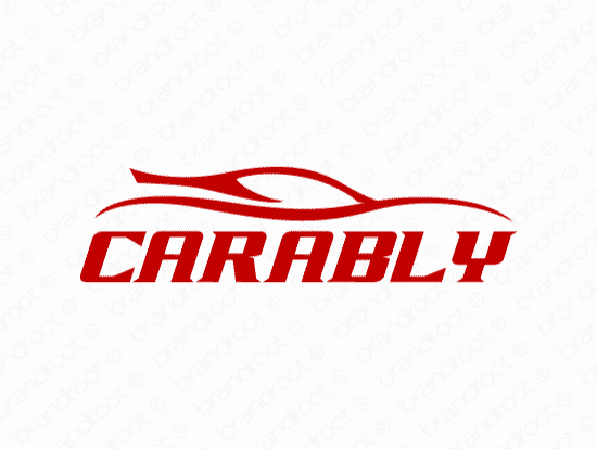 Brandable Domain Name - carably.com