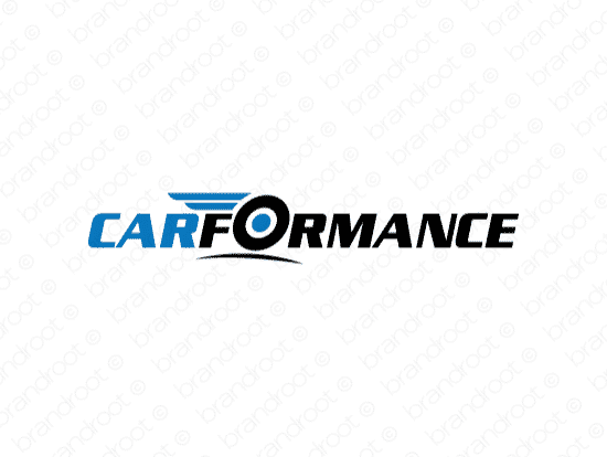 Brandable Domain Name - carformance.com