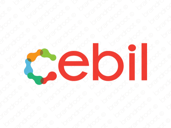 Brandable Domain Name - cebil.com
