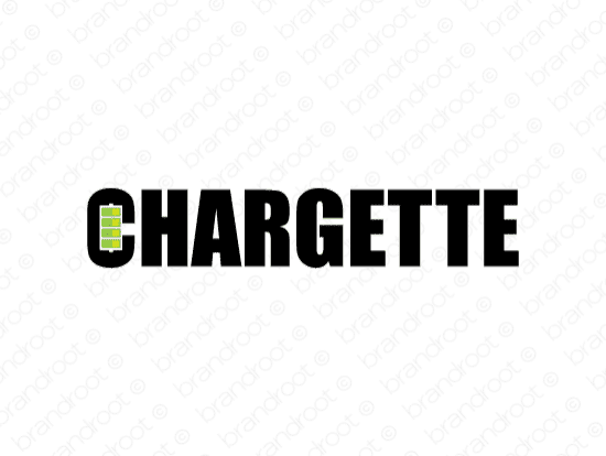 Brandable Domain Name - chargette.com