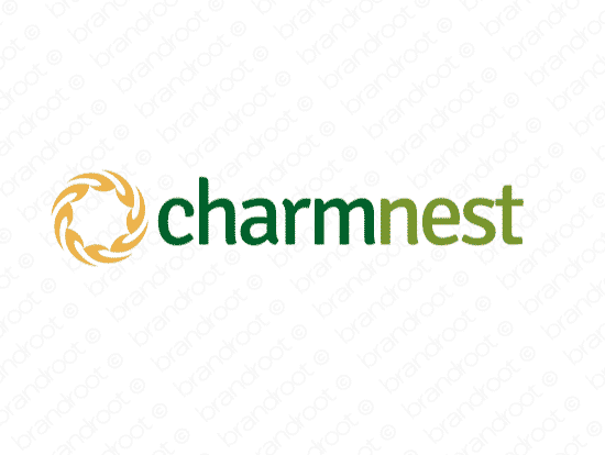 Brandable Domain Name - charmnest.com