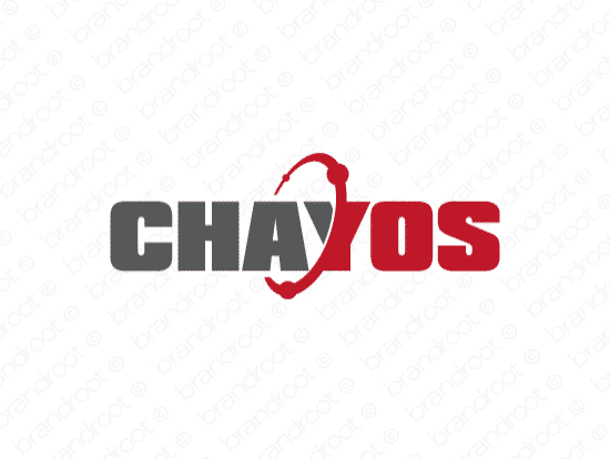 Brandable Domain Name - chayos.com