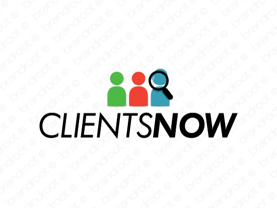 Brandable Domain Name - clientsnow.com