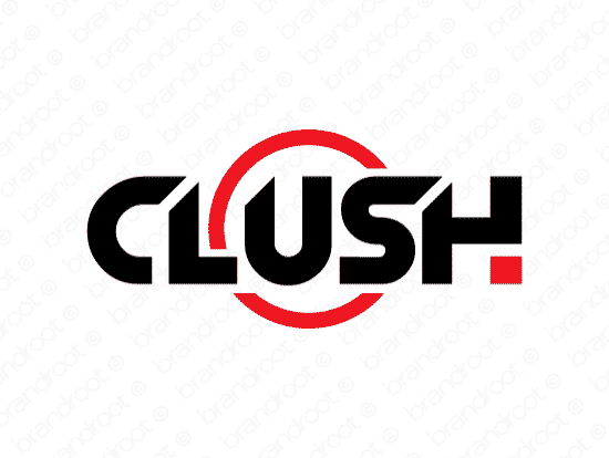 Brandable Domain Name - clush.com