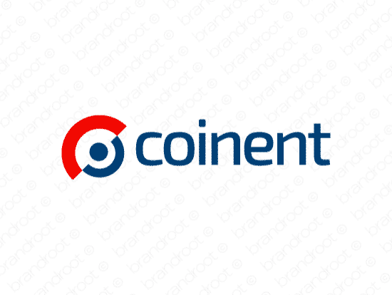 Brandable Domain Name - coinent.com