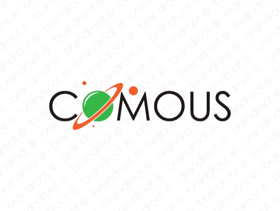 Brandable Domain Name - comous.com