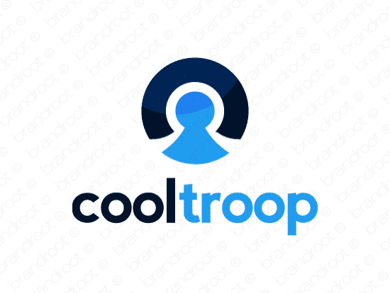 Brandable Domain Name - cooltroop.com