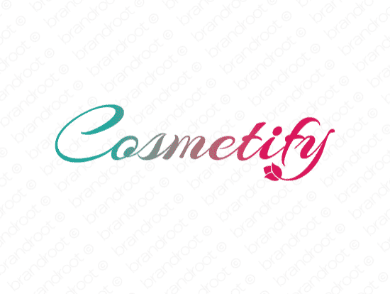 Brandable Domain Name - cosmetify.com