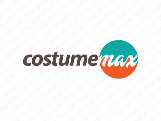 Brandable Domain Name - costumemax.com