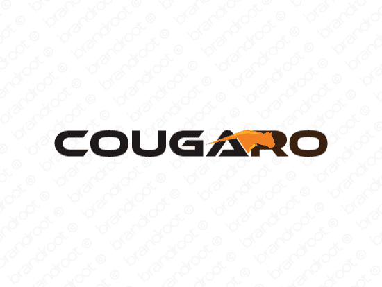 Brandable Domain Name - cougaro.com