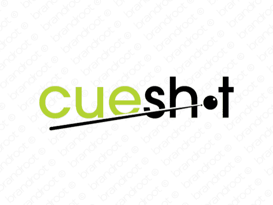 Brandable Domain Name - cueshot.com