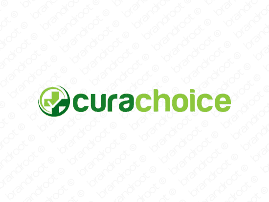 Brandable Domain Name - curachoice.com