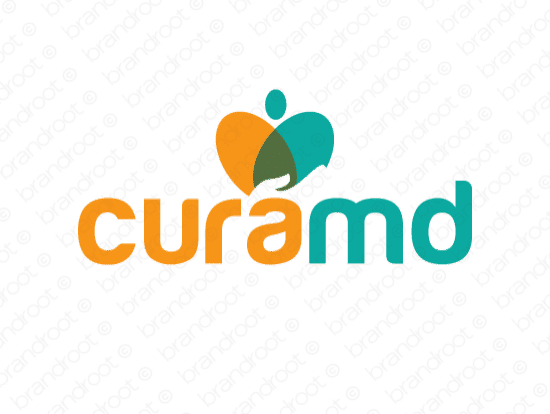 Brandable Domain Name - curamd.com
