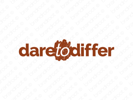 Brandable Domain Name - daretodiffer.com