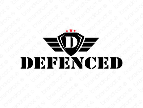 Defenced logo