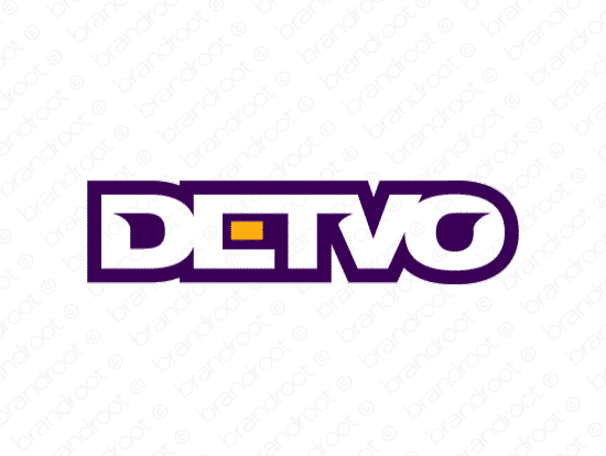 Brandable Domain Name - detvo.com