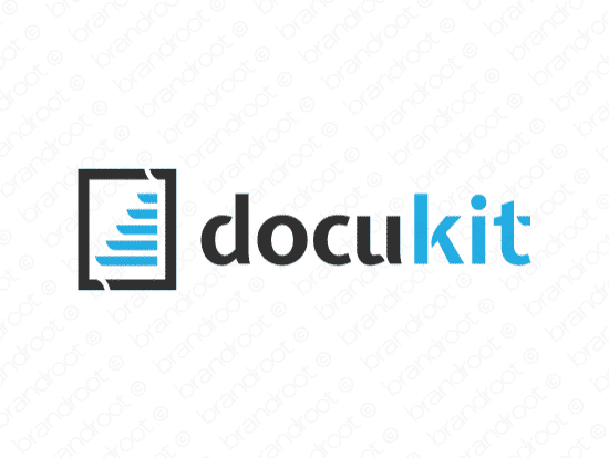 Brandable Domain Name - docukit.com