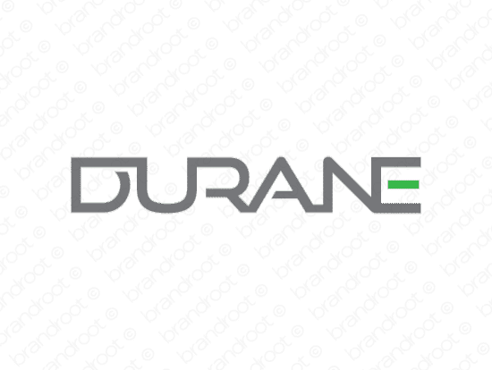 Brandable Domain Name - durane.com