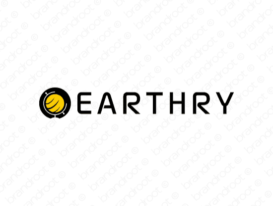 Brandable Domain Name - earthry.com
