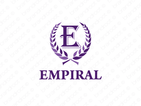 Brandable Domain Name - empiral.com