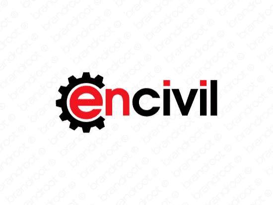 Brandable Domain Name - encivil.com