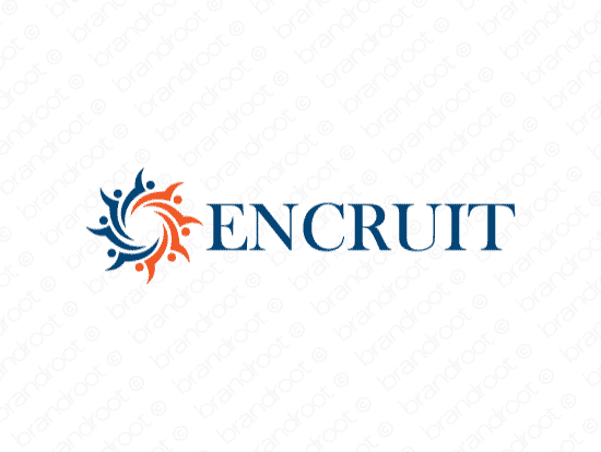 Brandable Domain Name - encruit.com