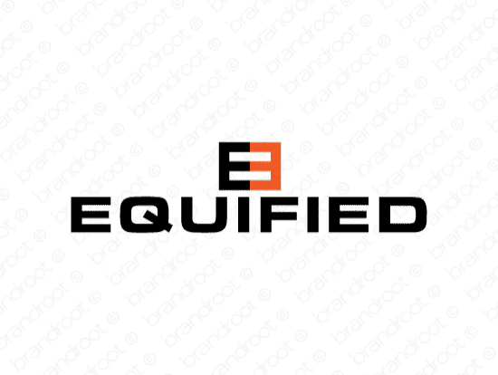 Brandable Domain Name - equified.com
