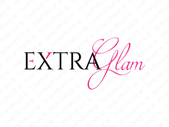 Brandable Domain Name - extraglam.com