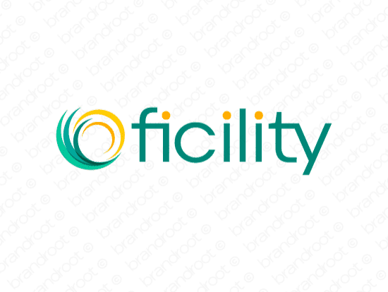 Brandable Domain Name - ficility.com