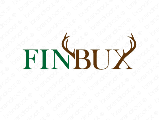 Brandable Domain Name - finbux.com