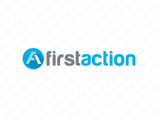 Brandable Domain Name - firstaction.com