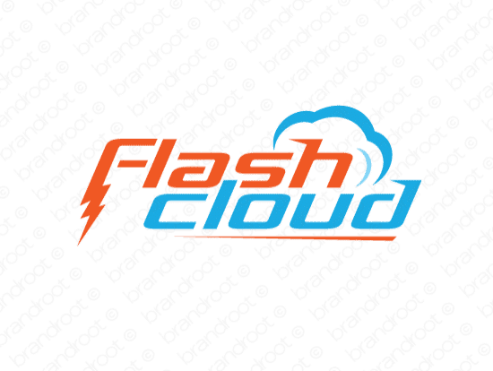 Brandable Domain Name - flashcloud.com