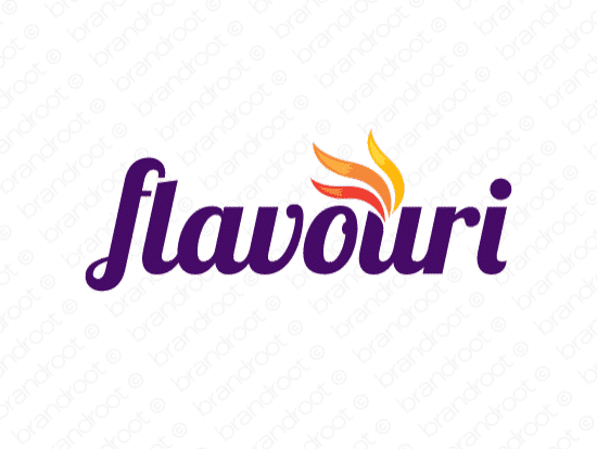 Brandable Domain Name - flavouri.com