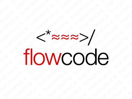 Brandable Domain Name - flowcode.com