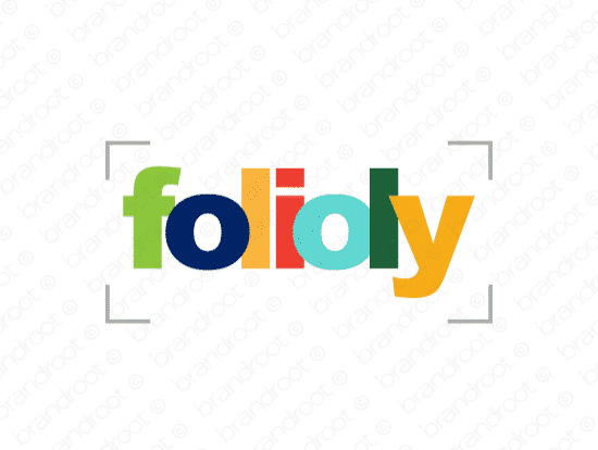 Brandable Domain Name - folioly.com