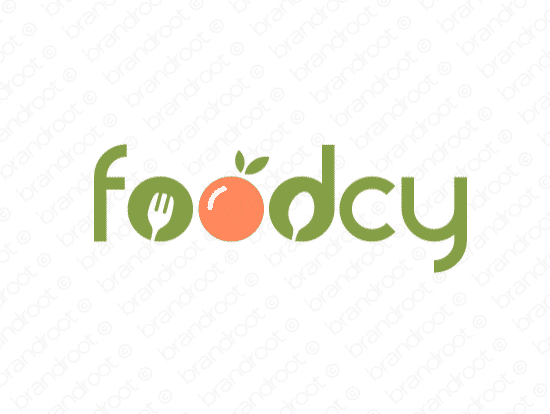 Brandable Domain Name - foodcy.com