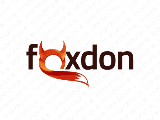Brandable Domain Name - foxdon.com