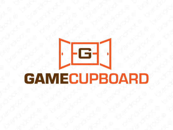 Brandable Domain Name - gamecupboard.com