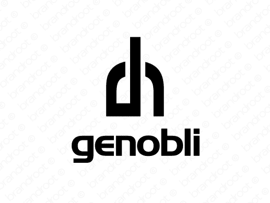 Brandable Domain Name - genobli.com