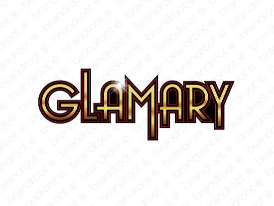 Brandable Domain Name - glamary.com